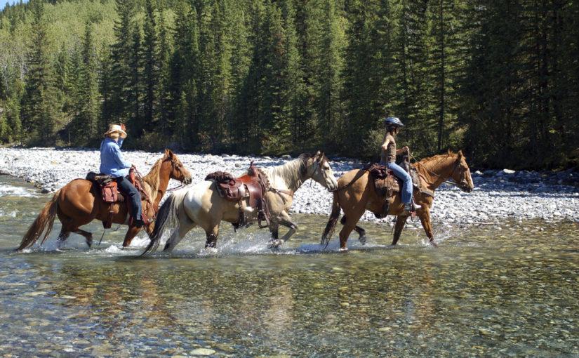 Horseback Riding at Keystone Resort Colorado