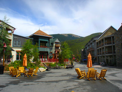 River Run Village in Keystone Resort