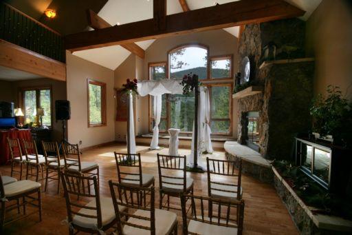Keystone Wedding Setting
