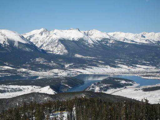 Views you can enjoy in Keystone Resort Colorado