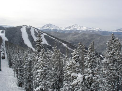 Keystone Mountain Resort - Powder Day