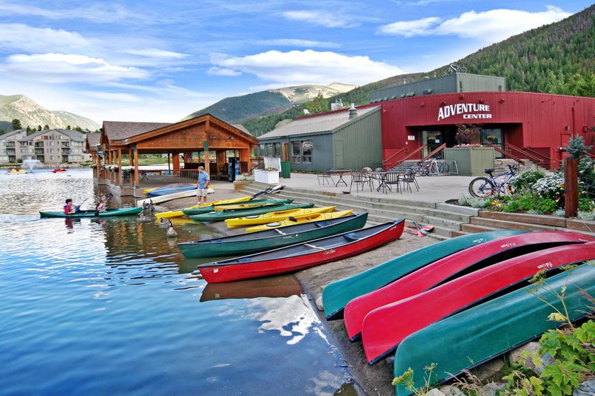 Kayak and Boat Rentals at Keystone Lake
