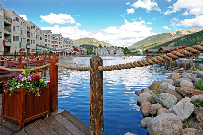 Lakeside Village at Keystone Resort Colorado