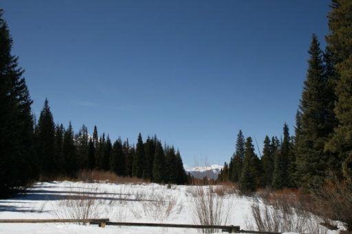 Views from East Keystone Resort Colorado