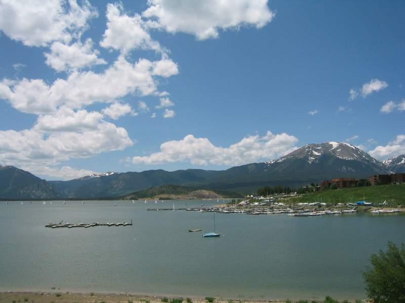 Lake Dillon boats sailing and more