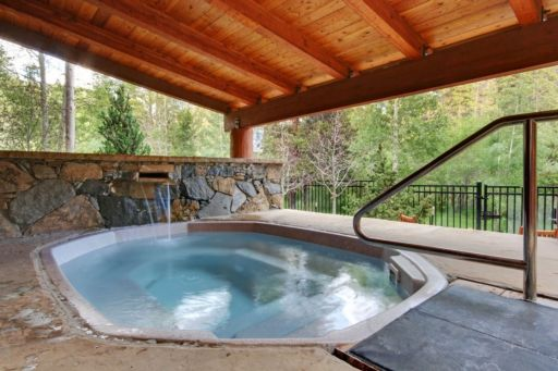 Jackpine Hot Tub
