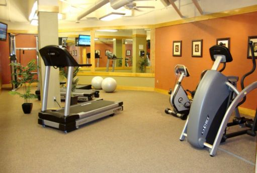 The Fitness Center in Silver Mill at River Run