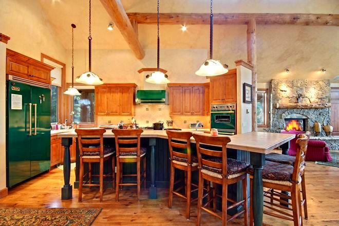 Goldenrod Kitchen