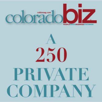 Colorado Biz Top 250 SummitCove.com