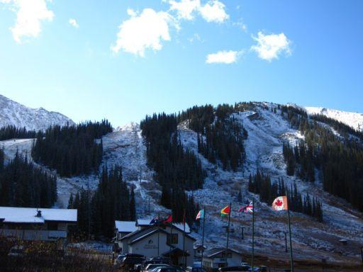 Early Ski Season