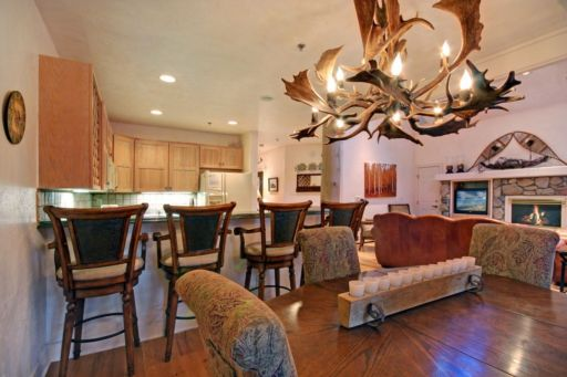 Great place to grab a bite to eat in this Keystone Vacation Rental