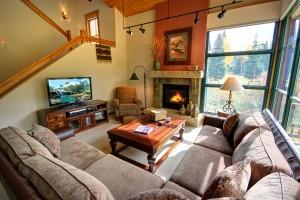 Vacation Rental Townhome at Keystone Resort Colorado