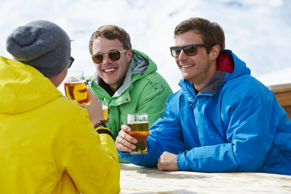 Apres Ski Beer Keystone Colorado