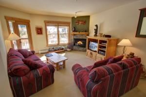 Tenderfoot Lodge #2636 living room