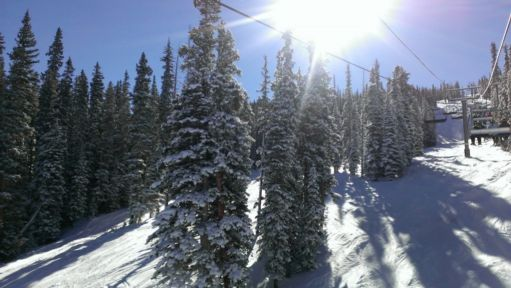 Great day to be in Keystone Colorado