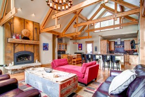 Private Home for Family Reunions in Colorado