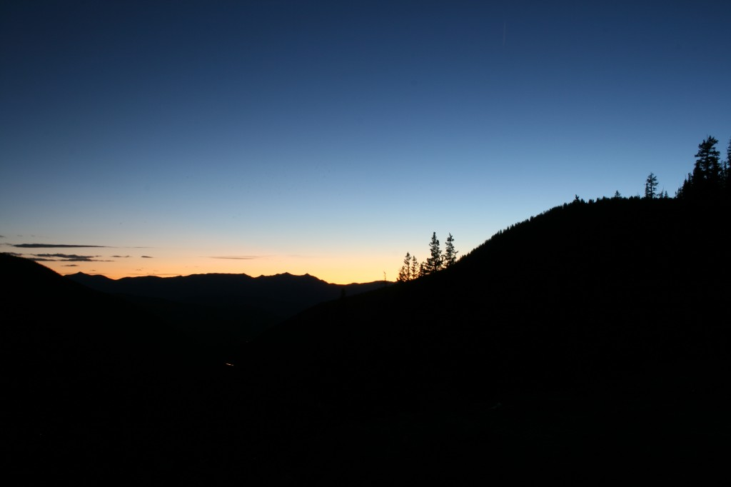 keystone-sunset