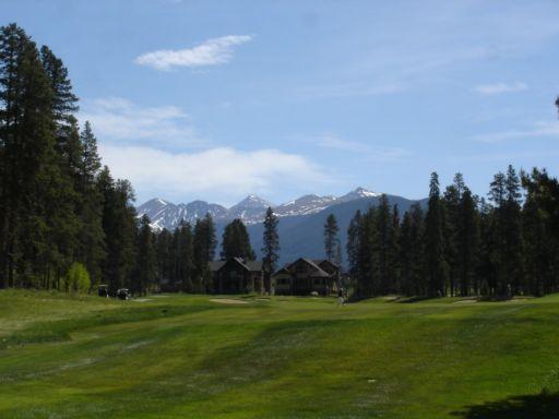 Mountain-golf