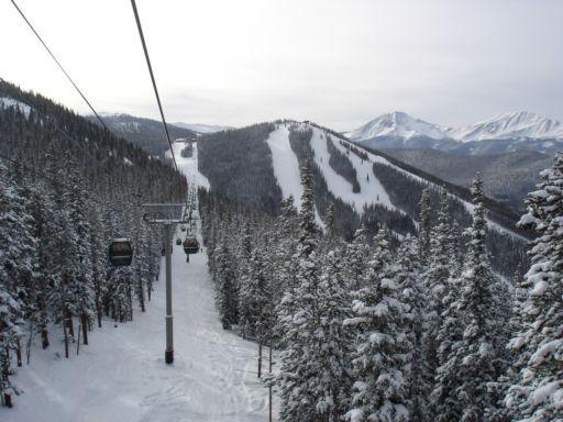 Keystone-Ski-Lift
