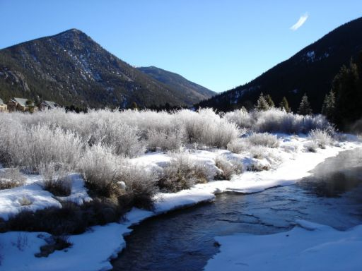 Keystone-snow