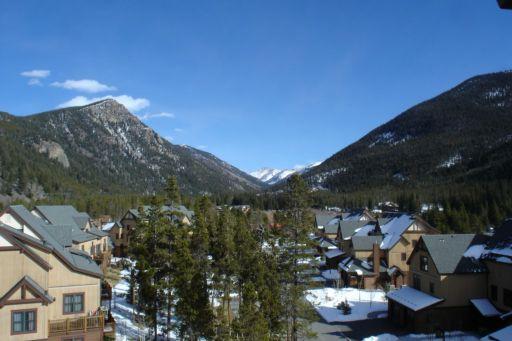Mountain-scenery