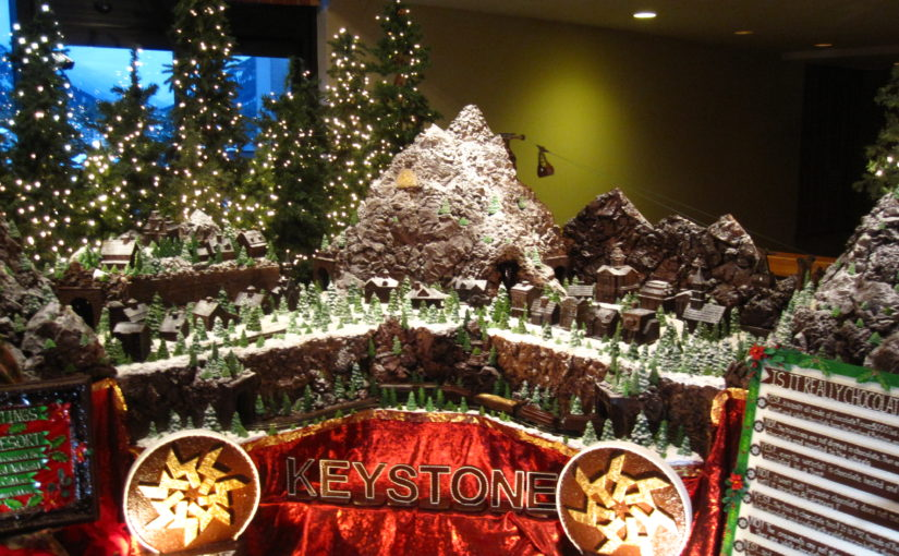 Chocolate Village at Keystone Lodge and Spa