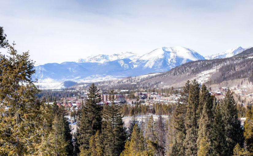 Views at Keystone Resort Colorado Brom House