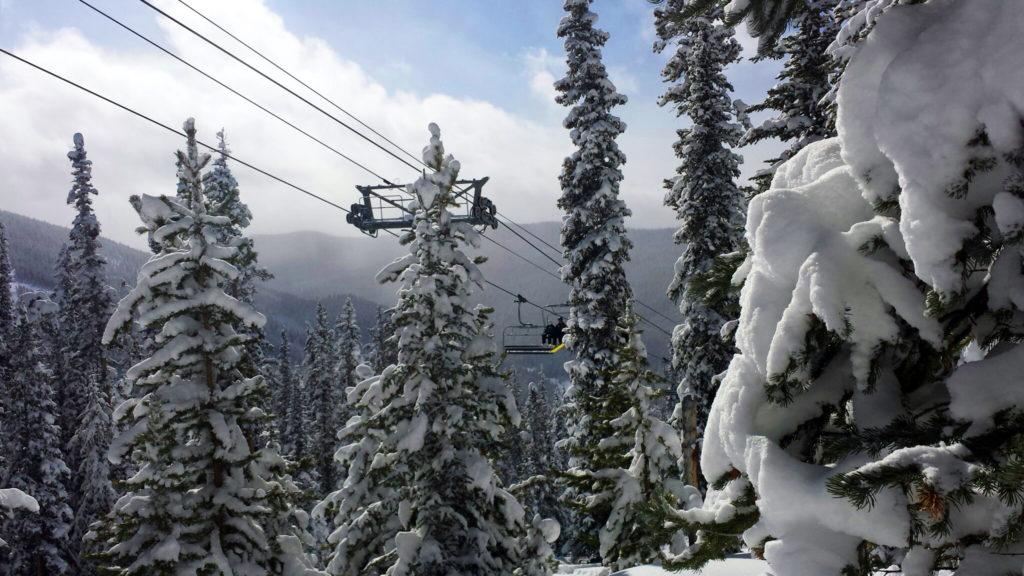 Keystone Ski Resort Powder