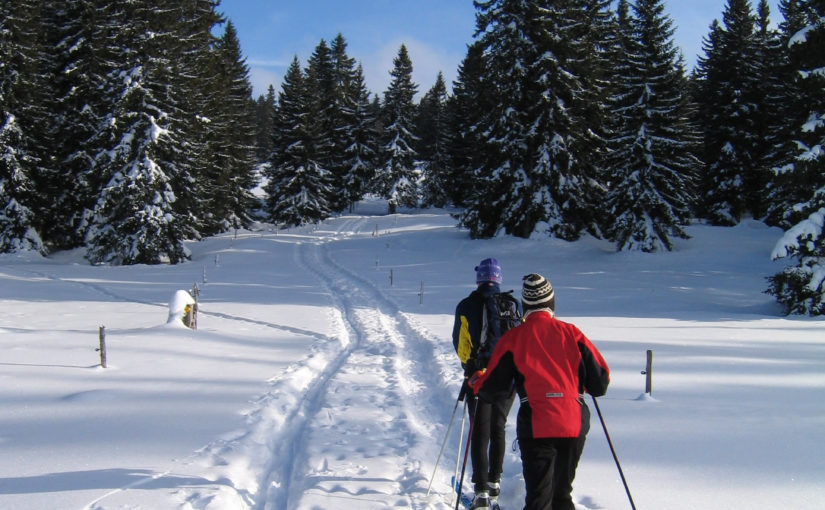 Nordic Cross Country Skiing at Keystone Colorado