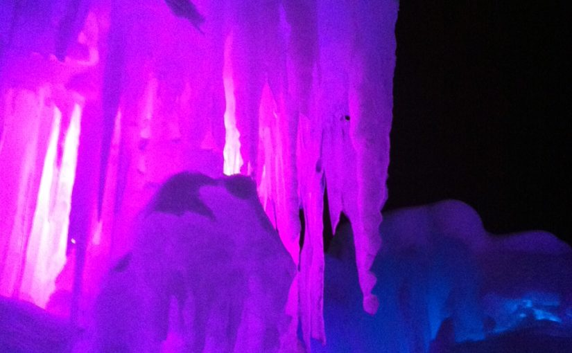 Ice Castles Dillon CO Keystone Ski Resort Colorado