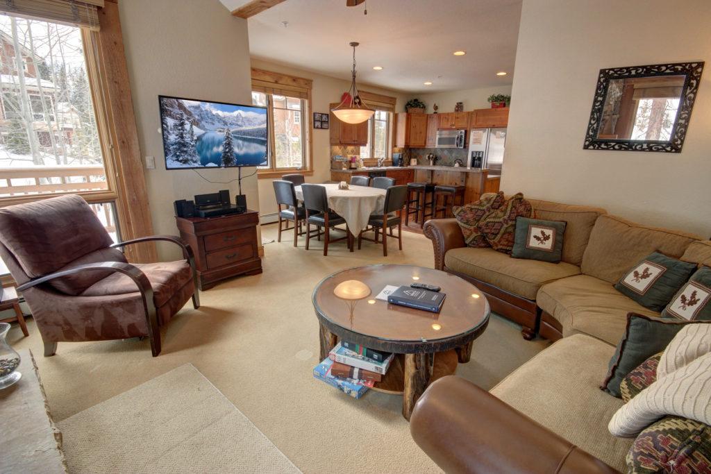 Settlers Creek Townhomes at Keystone Ski Resort Colorado