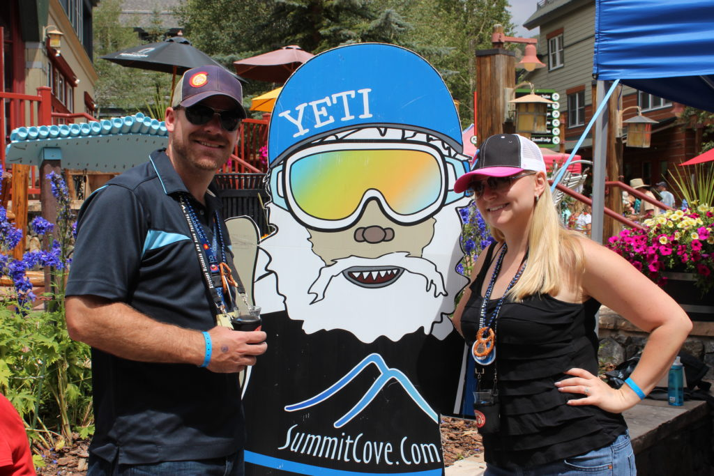 Bluegrass and Beer Festival with SummitCove at Keystone Resort Colorado Beer Fest