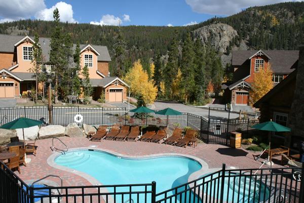 Settler's Creek Pool East Keystone Resort