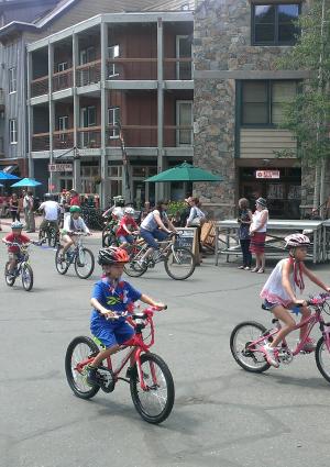 4th of July Bike Parade