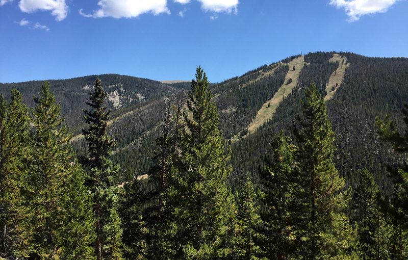 Keystone Gulch Soda Creek Views