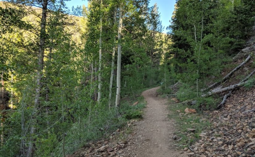 Hike and Bike Aqueduct Trail
