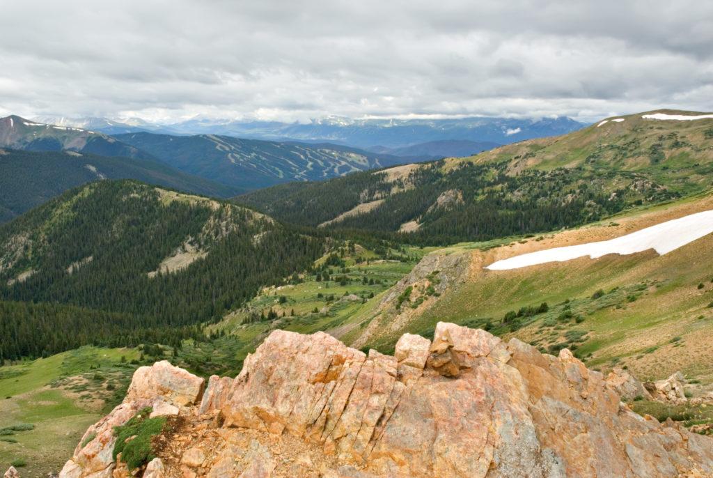 Summertime in the Rockies Keystone Loveland Pass