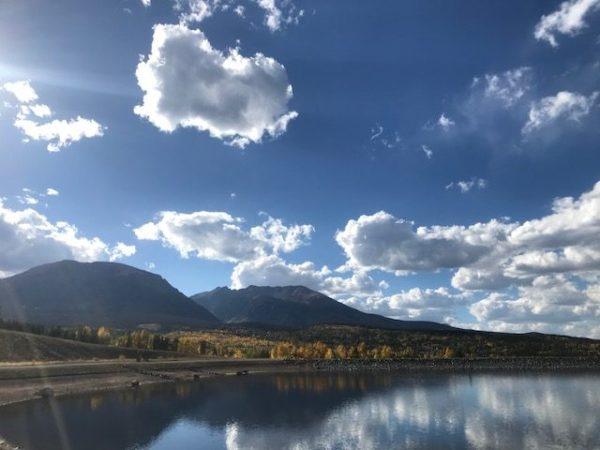 Beautiful Old Dillon Reservoir
