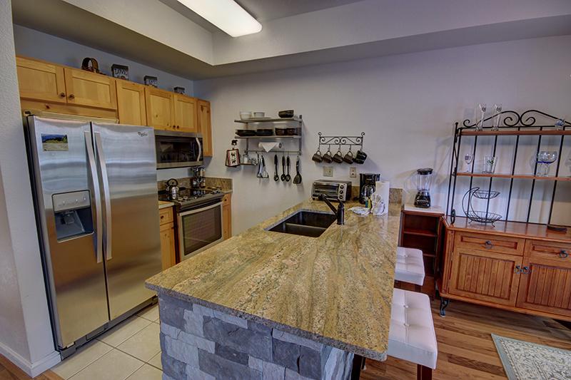 Beautiful kitchen at the Seasons