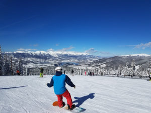 Tons of snow for opening day 2018 at Keystone Ski Resort