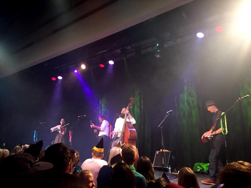 Live music Keystone Warren station new years ever
