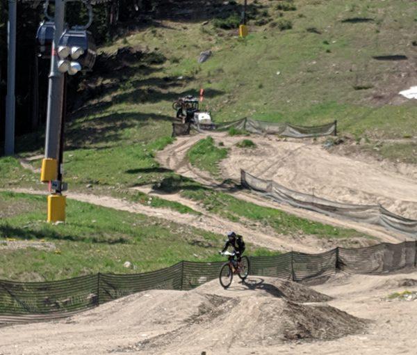 dirt camp mountain bike keystone