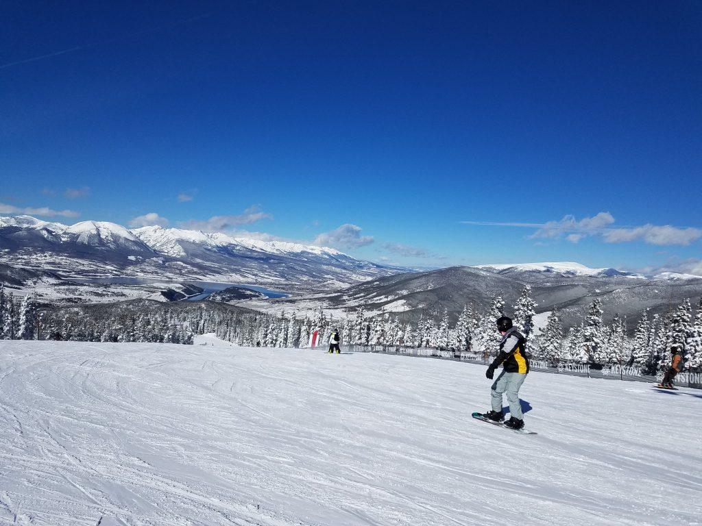 Opening Day at Keystone Snowboarding