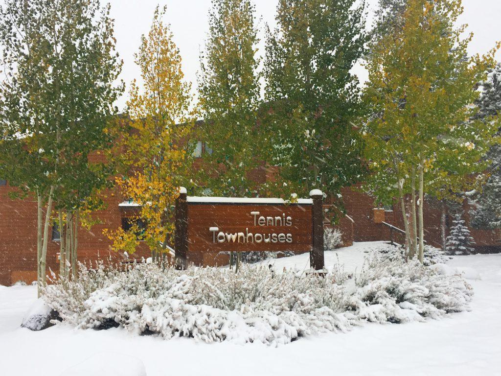 New Snow Keystone October 10, 2019