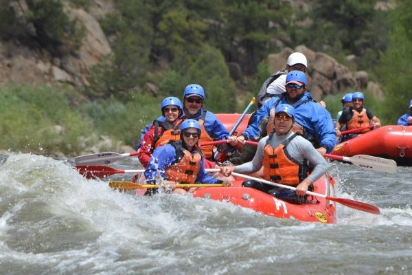 Colorado Whitewater Rafting Keystone Vacation Things To Do