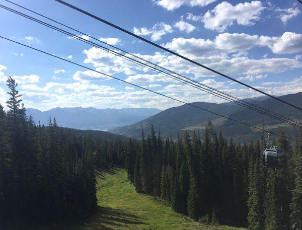 Scenic Gondola Rides at Keystone Resort